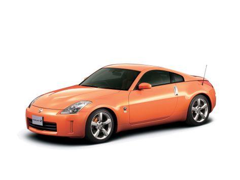 Nissan Fairlady Z (Z33) 01.2007 - 11.2008