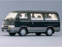Nissan Homy рестайлинг 1990, минивэн, 4 поколение, E24