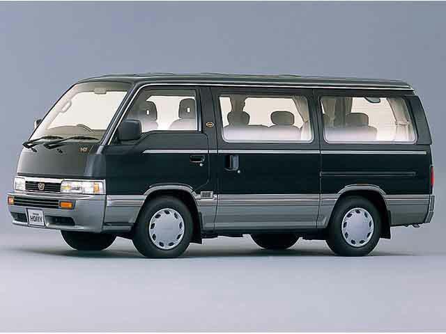 nissan homy 1981 г микроавтобус фото