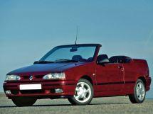 Renault 19 рестайлинг 1992, открытый кузов, 1 поколение, D53