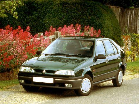 Renault 19 (B53) 04.1992 - 12.2000
