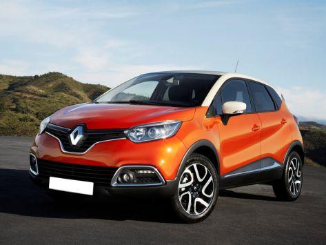 Renault Captur  01.2013 - 04.2017