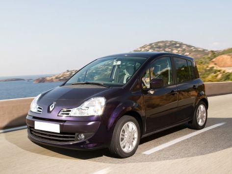Renault Modus  04.2008 - 11.2012