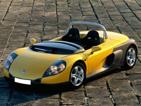 Renault Sport Spider  04.1995 - 11.1999