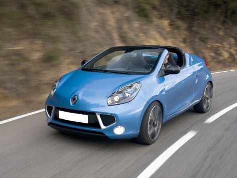 Renault Wind (E4M) 03.2010 - 06.2013