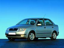 Skoda Fabia 2000, седан, 1 поколение, MK1