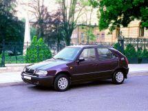 Skoda Felicia рестайлинг 1998, хэтчбек, 1 поколение, 791