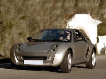 Smart Roadster 2003, открытый кузов, 1 поколение