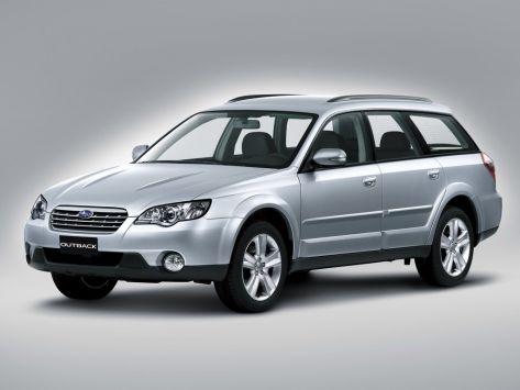 Subaru Outback (BP) 05.2006 - 09.2009