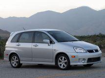 Suzuki Aerio 2-й рестайлинг 2004, хэтчбек, 1 поколение