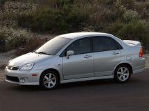 Suzuki Aerio 2-й рестайлинг 2004, седан, 1 поколение