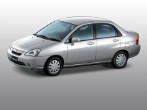 Suzuki Aerio 2001, седан, 1 поколение