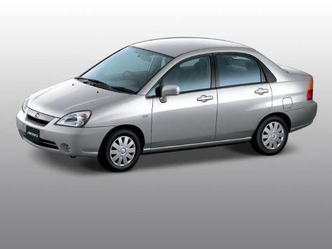Suzuki Aerio  11.2001 - 10.2003