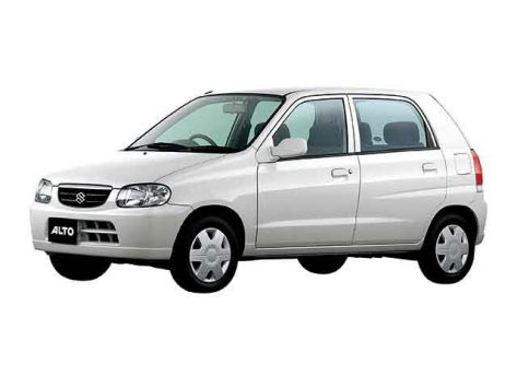 Suzuki Alto  12.2000 - 08.2004