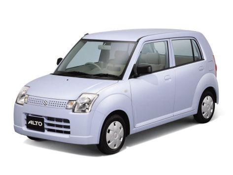 Suzuki Alto  09.2004 - 11.2009