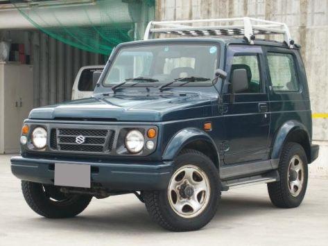 Suzuki Jimny Sierra