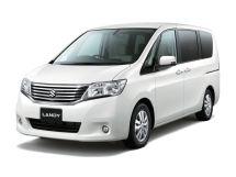 Suzuki Landy 2010, минивэн, 2 поколение