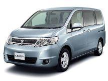 Suzuki Landy рестайлинг 2008, минивэн, 1 поколение