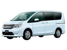 Suzuki Landy рестайлинг 2014, минивэн, 2 поколение