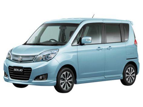 Suzuki Solio  11.2013 - 07.2015
