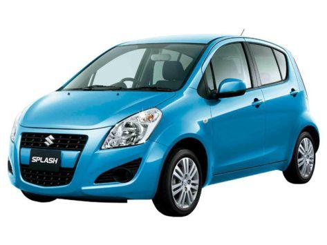 Suzuki Splash  07.2012 - 08.2014