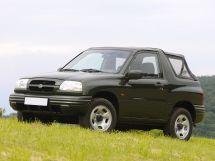 Suzuki Vitara 2 поколение, 02.1999 - 06.2004, SUV