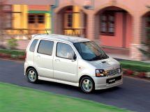 Suzuki Wagon R 2-й рестайлинг 2002, хэтчбек 5 дв., 2 поколение