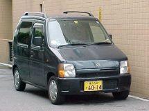Suzuki Wagon R рестайлинг 1995, хэтчбек 5 дв., 1 поколение