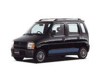 Suzuki Wagon R 1993, хэтчбек 5 дв., 1 поколение