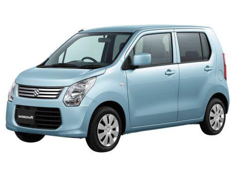 Suzuki Wagon R  09.2012 - 07.2014