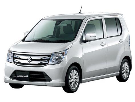 Suzuki Wagon R  08.2014 - 01.2017