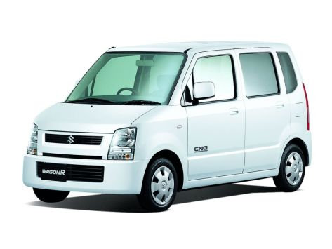 Suzuki Wagon R  09.2003 - 08.2005