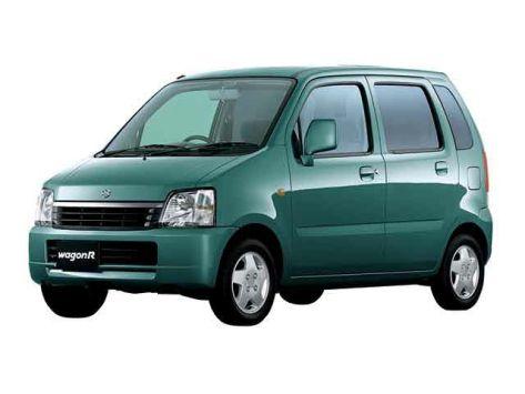 Suzuki Wagon R  12.2000 - 08.2002