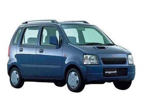 Suzuki Wagon R  10.1998 - 11.2000