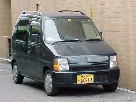 Suzuki Wagon R  10.1995 - 03.1997