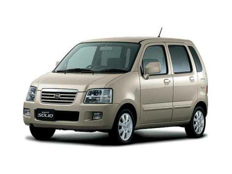 Suzuki Wagon R Solio  06.2002 - 07.2005