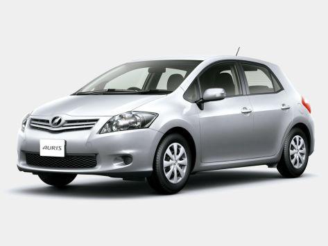 Toyota Auris (E150) 09.2009 - 07.2012
