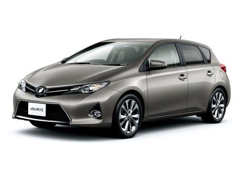 Toyota Auris (E180) 08.2012 - 03.2015