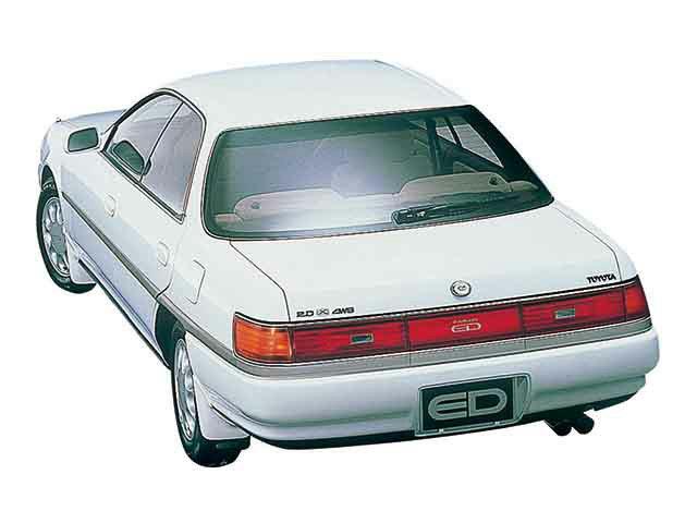 Toyota Carina Ed 1989  1990  1991   U0441 U0435 U0434 U0430 U043d  2  U043f U043e U043a U043e U043b U0435 U043d U0438 U0435