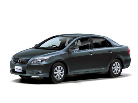 Toyota Corolla Axio E140
