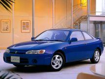 Toyota Corolla Levin рестайлинг 1997, купе, 7 поколение, E110