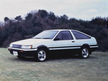 Toyota Corolla Levin 1983, хэтчбек, 4 поколение, E80