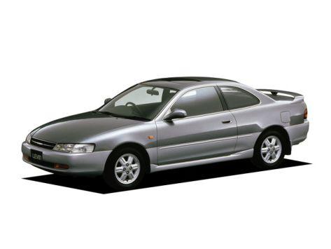Toyota Corolla Levin (E100) 06.1991 - 05.1993