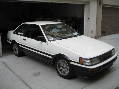 Toyota Corolla Levin (E80) 05.1985 - 05.1987