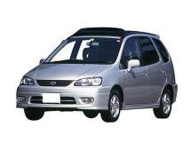 Toyota Corolla Spacio рестайлинг 1999, минивэн, 1 поколение, E110