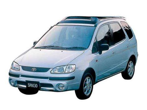 Toyota Corolla Spacio (E110) 01.1997 - 03.1999