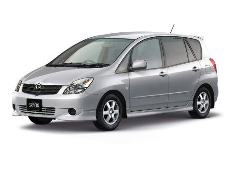 Toyota Corolla Spacio (E120) 05.2001 - 03.2003