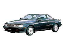 Toyota Corona рестайлинг 1987, купе, 8 поколение, T160