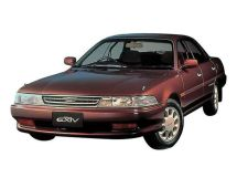 Toyota Corona Exiv 1989, седан, 1 поколение, T180