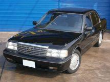 Toyota Crown 2-й рестайлинг 1991, седан, 8 поколение, S130